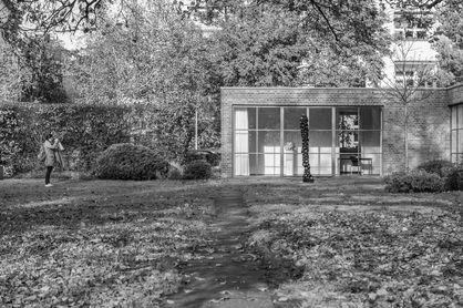 Architektur Mies Van Der Rohe Haus